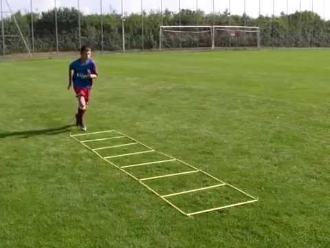 Fussballtraining Laufleiter 1 Laufschule Koordination