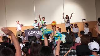 etking ウェッツダンススクール5周年イベントスペシャルゲスト。2018,09...