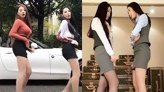 Các Soái Tỷ Hàn Quốc Và Trung Quốc Quay Video Trên Tik Tok Khác Nhau NTN - Tik Tok Dance