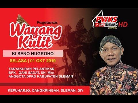 #pwkslive#livestreaming-pagelaran-wayang-kulit-dalang-ki-seno-nugroho-lakon-wisanggeni-ratu