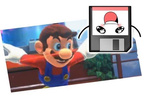 💾 100% Floppy Music - Steam Gardens (Super Mario Odyssey)