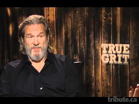 Jeff Bridges - True Grit Interview
