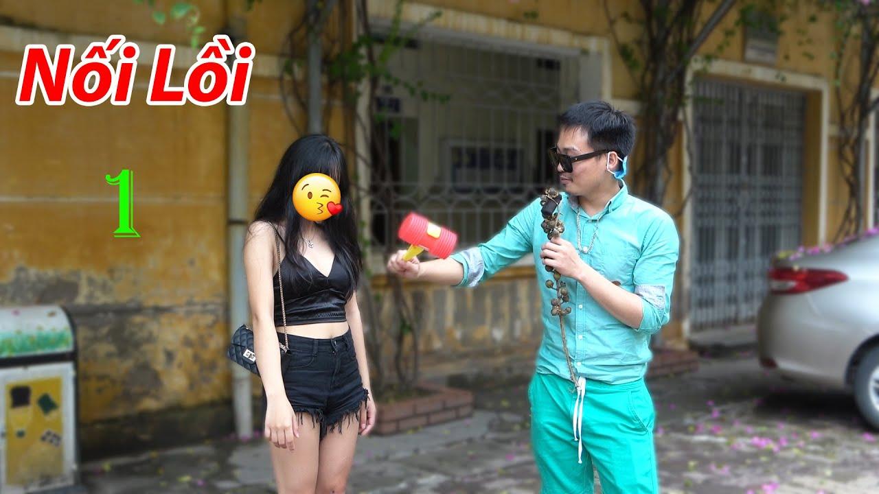 Rủ Gái Xinh Chơi Nối Từ cực Hot cực Hay - Mc Trâu Việt Cao