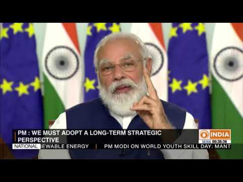 15th India-EU Summit concludes; PM Modi holds talks with EU leaders via video conference