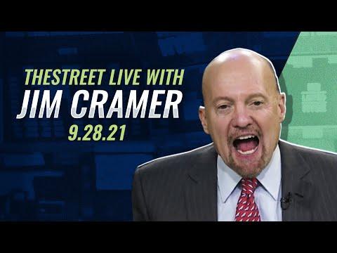 Ford, Pfizer, Powell: Jim Cramer's Stock Market Breakdown - September 28