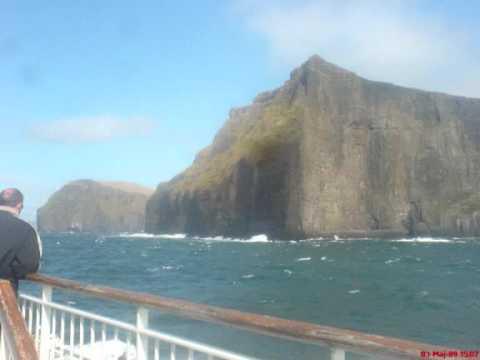 Suðuroy in Faroe Island