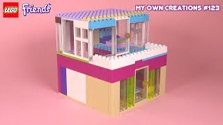House 023 | LEGO Friends My Own Creations #123