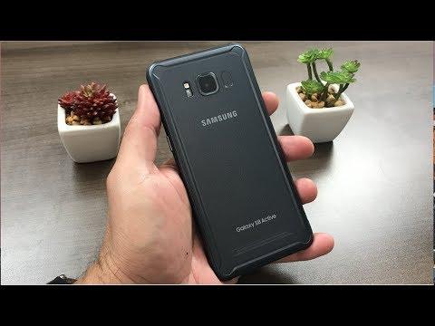 Galaxy S8 ACTIVE El todo terreno de SAMSUNG UNBOXING
