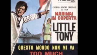 Little Tony-Non è una festa-1969.