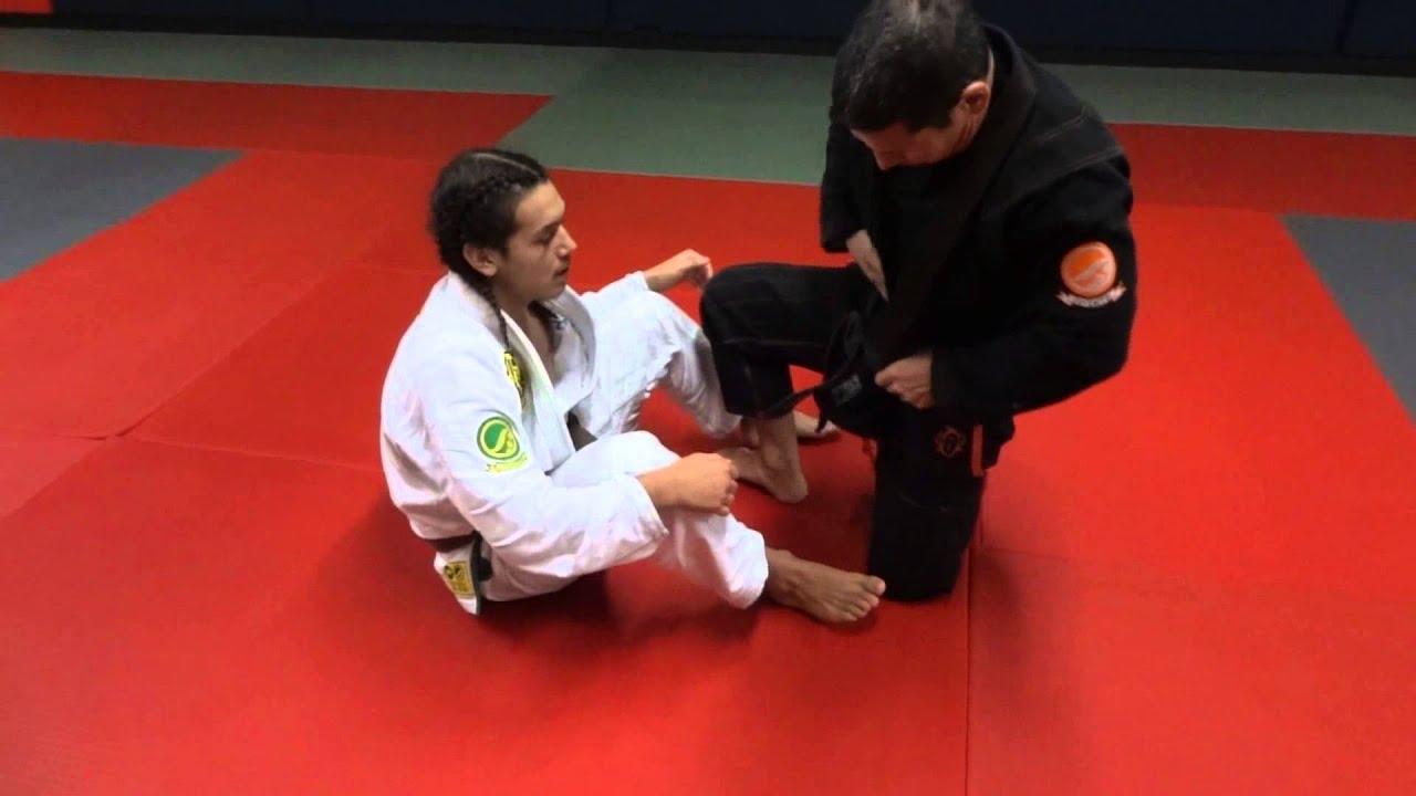 Everything De La Riva Sacramento Brazilian Jiu-Jitsu