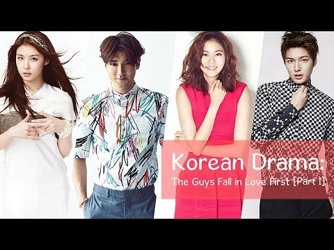 Korean Drama: The Guys Fall in Love First [Part I]