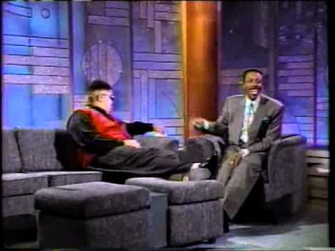 Heavy D and Arsenio