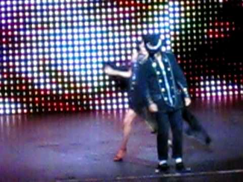 Beyonce and Michael Jackson Impersonation @ Ebony Fashion Fair