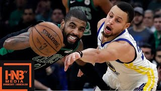 GS Warriors vs Boston Celtics Full Game Highlights | 01/26/2019 NBA Season