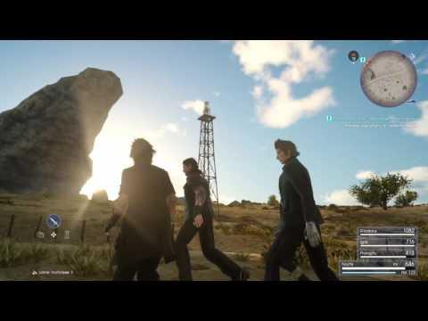 Final Fantasy XV Êpisode 8: Risqué sa vie pour un Bijou