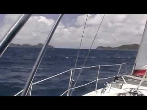 Bareboat charter British virgin Islands