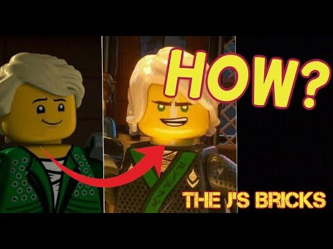 LEGO Ninjago Movie Ninja V.S The TV Show! // What did the movie ...