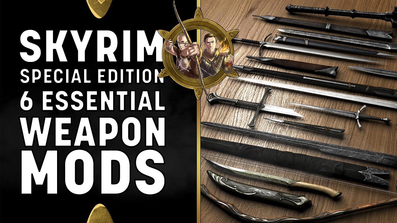 Skyrim Special Edition Mods 6 Essential Weapon Mods On Xbox One