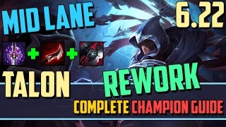 Talon: ASSASSIN REWORK - League of Legends Champion Guide