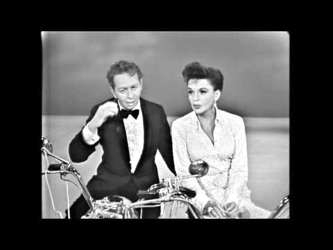 Judy Garland & Mel Tormé - The Party's Over (the sketch & the song)
