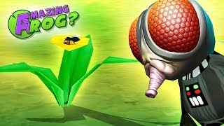 SECRET FLOWER LOCATION & FLUSHING FLY HEAD COSTUME!  - Amazing Frog Gameplay - Amazing Frog Update