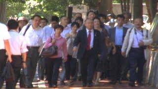 反原発抗議行動〜過剰警備に弁護士150人が抗議声明