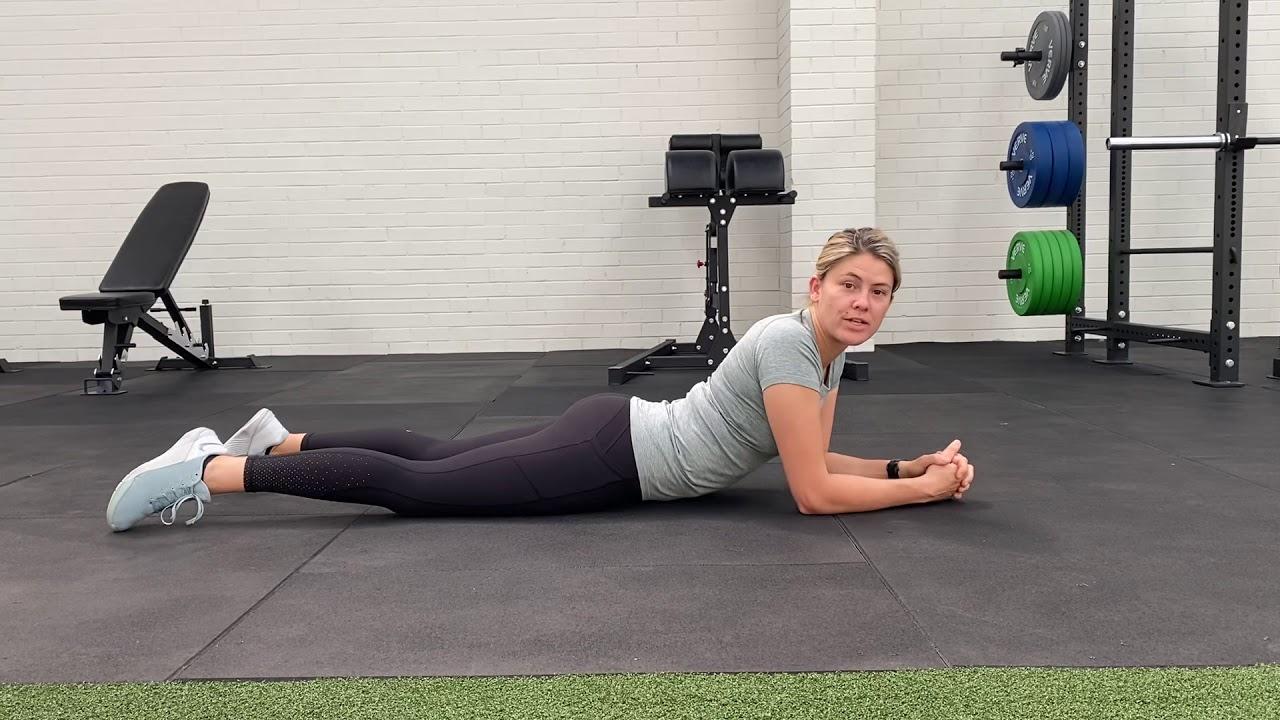 Upper Back Strength & Activation
