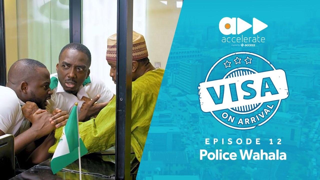 Download Visa On Arrival: Police Wahala (Episode 12 - Season Finale)