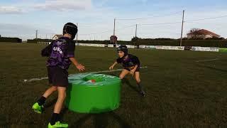 Rugby Donuts jeu 1x1 (2)