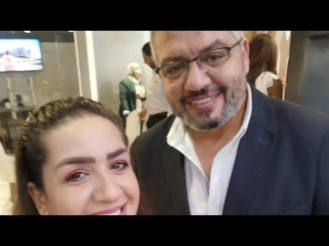 لقاء حصري مع الاستاذ إيهاب الشرقاوي مدير إدارة المعارض والمؤتمرات بمؤسسة الأهرام