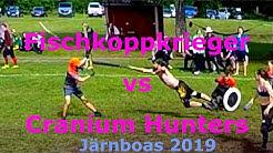 FKK vs Cranium ex Machina MATCH FOR 3RD PLACE @ Järnsvenskan 2019 I Jugger