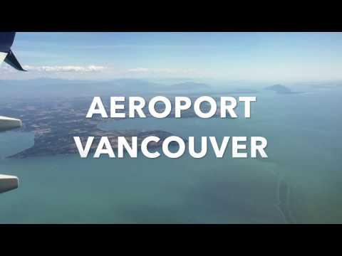 Aéroport de Vancouver : un des meilleurs aéroports du monde