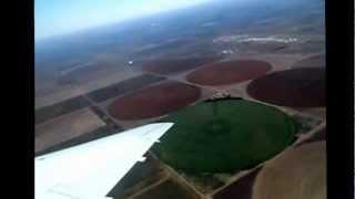 Garden City Kansas Flight Take Off