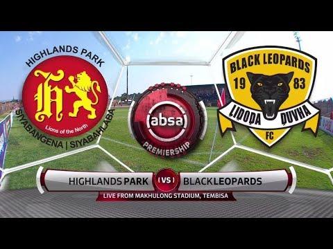 Absa Premiership 2018/19 | Highlands Park vs Black Leopards