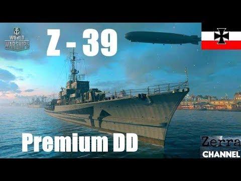 New Premium Dd  Z 39, Tier 8  Youtube