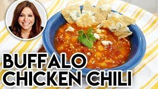 🌶 I MADE RACHAEL RAY'S MOST POPULAR RECIPE! 😁 BUFFALO CHICKEN CHILI 🍽 INSTANT POT JEN CHAPIN