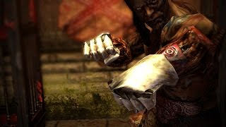 Path of Exile: Bleached Bone Demon King Gloves
