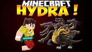 MODSUZ MOD TANITIMI - 3 BAŞLI YARRAtıK :D - (Minecraft Hydra)