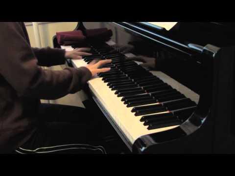 女拳片尾曲 (回見) Grace Under Fire - End Theme [Full Piano Version]