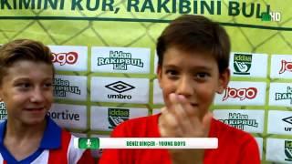 Young Boys maç sonu basın toplantısı HD / İZMİR/ iddaa Rakipbul Ligi 2015 Açılış Sezonu