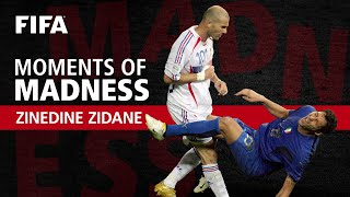 Zinedine Zidane's headbutt on Marco Materazzi | Germany 2006 | FIFA World Cup