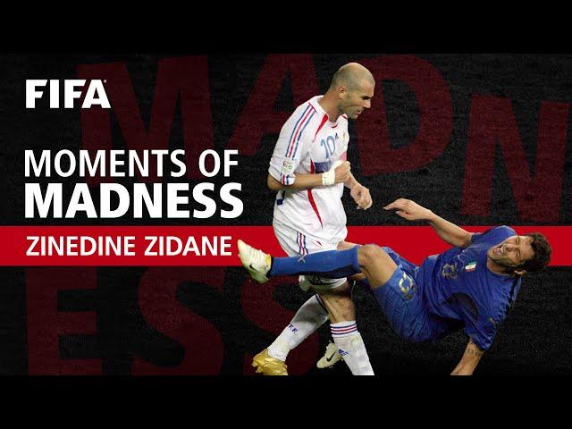 Zinedine Zidane's headbutt on Marco Materazzi | Germany 2006 | FIFA World Cup