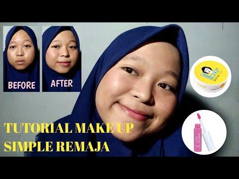 tutorial-make-up-simple-remaja-pemula
