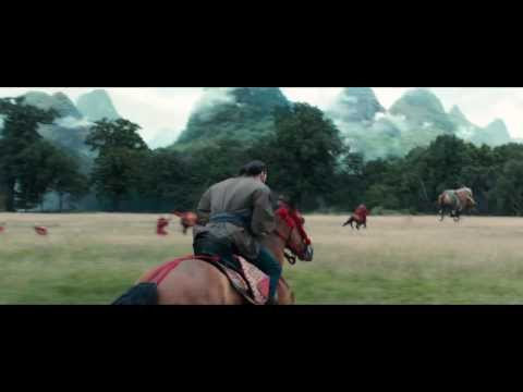 47 Ronin | Film Clip | Kai Attacks The Beast Of Ago [HD]