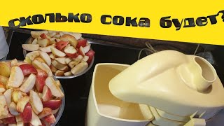 Лайфхак - Яблочный сок своими руками за 12 минут / Как сломать соковыжималку быстро?