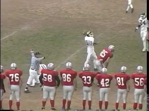 2001 Philadelphia H.S. Football Catholic League Blue Division Championship: Carroll vs Wood
