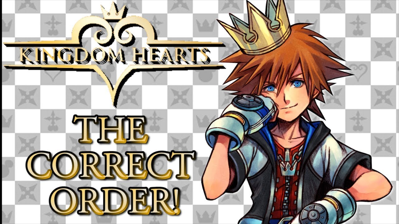 What's the Best Order to Play Kingdom Hearts? - Hardcore Gamer