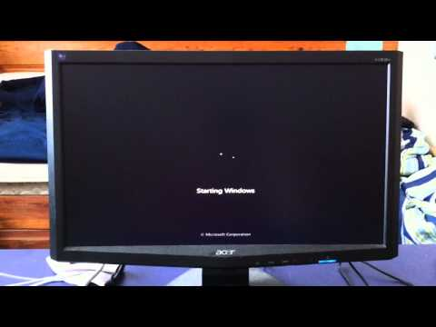 Crazy Fast Windows 7 Boot With SSD
