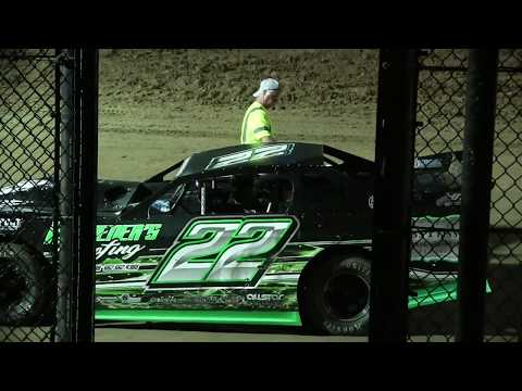 Nesmith Street Stock Feature Jackson Motor Speedway 11-4-17