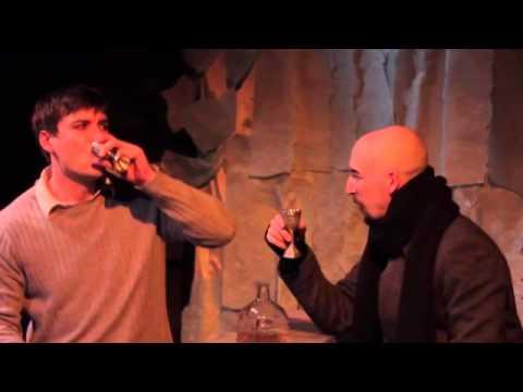 Hamlet Act IV Scene 7, Seoul Shakespeare Company